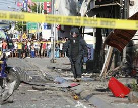 Phiến quân liên hệ với al -Qaeda đánh bom xe ở Philippines
