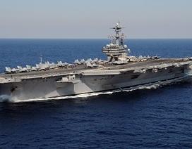 Mỹ không điều tàu sân bay đến Trung Quốc