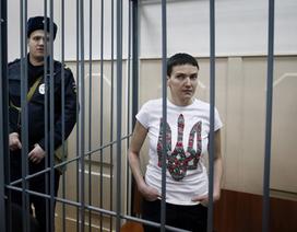 Mátxcơva sẽ thả nữ phi công Ukraine làm 2 nhà báo Nga thiệt mạng