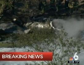 Mỹ: Tai nạn máy bay làm 4 người chết