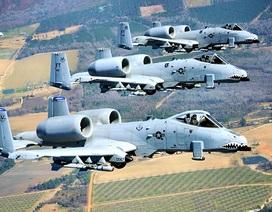 Lầu Năm Góc điều 12 chiến đấu cơ và 300 phi công tới Đức