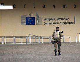 Nghị viện châu Âu sơ tán vì bị dọa đánh bom