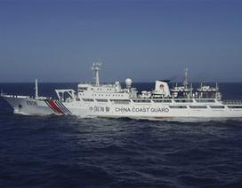 """Philippines""""tố"""" tàu hải cảnh Trung Quốc đâm 3 tàu cá"""