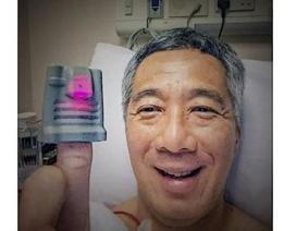 Thủ tướng Singapore đã phẫu thuật ung thư thành công