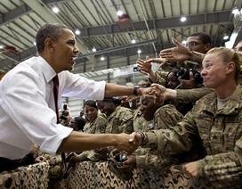 Tổng thống Obama đề xuất cử bộ binh chống lại IS