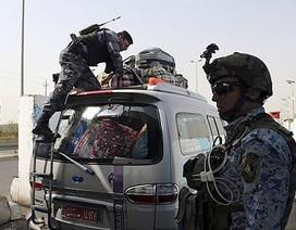 Iraq chuẩn bị chiến dịch lớn trên bộ truy quét IS