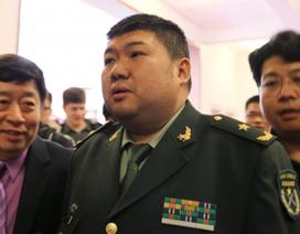 Quân đội Trung Quốc: Phải giảm cân để được thăng hàm