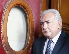 """Cựu Tổng giám đốc IMF hầu tòa vì tội """"dắt gái"""""""