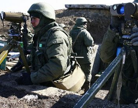Quân đội Nga diễn tập ở miền nam và Crimea