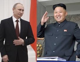 """""""Tổng thống Putin và ông Kim Jong-un thường xuyên liên lạc"""""""