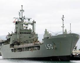 Philippines chi 16 triệu USD mua 3 tàu đổ bộ của Úc