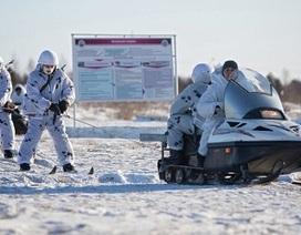 Nga sẵn sàng bảo vệ lợi ích tại Bắc Cực bằng biện pháp quân sự