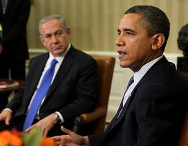 """Obama """"nắn gân"""" Thủ tướng Israel về chương trình hạt nhân Iran"""