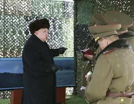 """Triều Tiên đe dọa Mỹ về chiến tranh """"tàn nhẫn"""""""