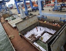 """Công ty Triều Tiên đổi tên tàu biển, """"né"""" lệnh trừng phạt"""