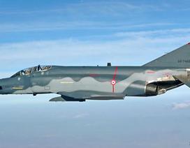 Thổ Nhĩ Kỳ: Hai máy bay quân sự đâm nhau, 4 quân nhân tử nạn