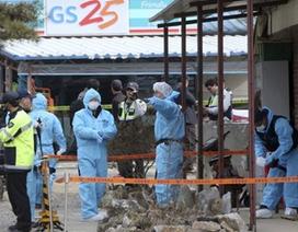 Hàn Quốc chấn động vì vụ nổ súng sát hại 3 người