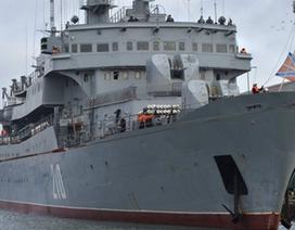 Síp đồng ý cho hải quân Nga sử dụng cảng