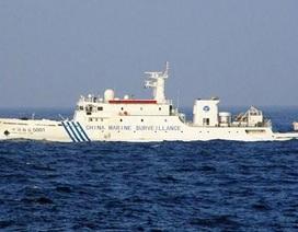 Nhật phản đối 3 tàu Trung Quốc xâm nhập lãnh hải