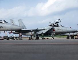"""Hoa Đông """"dậy sóng"""" khi Nhật liên tục phải chặn chiến đấu cơ Trung Quốc"""