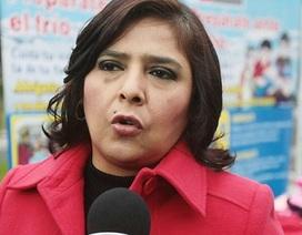 Peru cách chức Thủ tướng  sau bê bối nghe lén