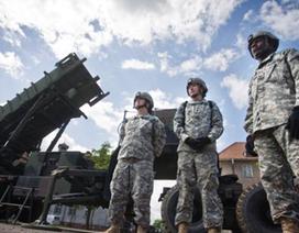 Mỹ đưa hệ thống phòng thủ tên lửa tới sát Nga tập trận