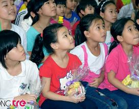 Đại sứ quán Qatar tặng quà cho làng trẻ SOS
