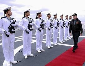 """Hải quân Mỹ tập trung cho """"chính sách xoay trục"""" sang châu Á"""