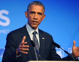 Tổng thống Obama không dùng điện thoại có chức năng ghi âm