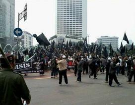 Thổ Nhĩ Kỳ bắt 16 người Indonesia vượt biên gia nhập IS
