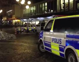Xả súng kinh hoàng tại nhà hàng Thụy Điển, 2 người chết