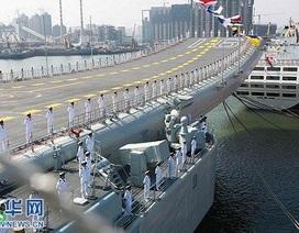 Trung Quốc bắt kẻ bán ảnh tàu Liêu Ninh cho gián điệp nước ngoài