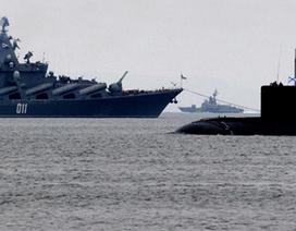 Nga tuyên bố tập trận chung với Ai Cập tại Địa Trung Hải