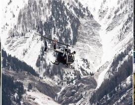 Máy bay Đức rơi trong 18 phút trước khi lao xuống núi