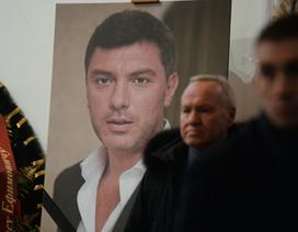 Nga tìm ra chủ mưu giết hại cựu Phó Thủ tướng Nemtsov