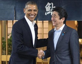 """""""Nhật có thể sẽ hỗ trợ quân sự cho Mỹ trên Biển Đông"""""""