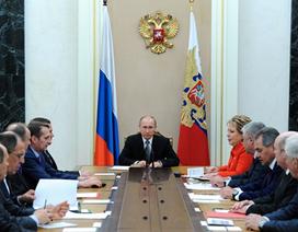 """Nga lo ngại âm mưu """"phá hoại"""" của Mỹ"""