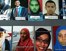 9 sinh viên y khoa Anh bị nghi tới Syria phục vụ cho IS