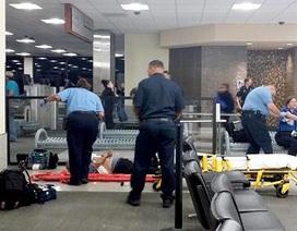 Mỹ: Bắn kẻ chém cảnh sát tại sân bay New Orleans