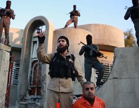 IS tung video chặt đầu 3 chiến binh người Kurd