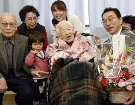 Cụ bà cao tuổi nhất thế giới qua đời sau sinh nhật thứ 117