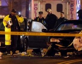Mỹ: Người đàn ông bắt cóc vợ đấu súng dữ dội với cảnh sát