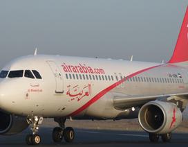 Máy bay UAE bị dọa đánh bom giữa không trung
