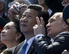 Trung Quốc mời lính Nga tới duyệt binh tại Bắc Kinh