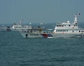 """Trung Quốc biến cảnh sát biển thành hải quân thứ hai hòng """"chiếm Biển Đông"""""""