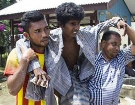 Indonesia giải cứu gần 600 người di cư ngoài biển