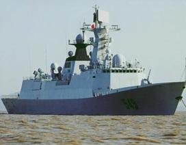 Báo Trung Quốc khoe khoang tàu hải quân thừa sức tiêu diệt chiến hạm Mỹ