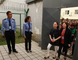 Trung Quốc đưa quan chức đi thăm nhà tù nhằm cảnh tỉnh tham nhũng