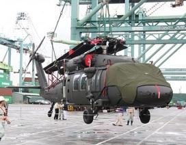 Đài Loan nhận lô trực thăng Black Hawk thứ 2 từ Mỹ