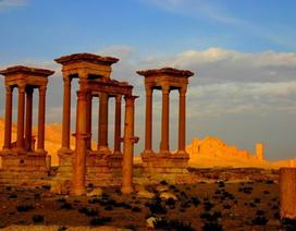 IS đã kiểm soát thành cổ Palmyra tại Syria